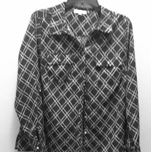 Like new Notations size Large Button Down
